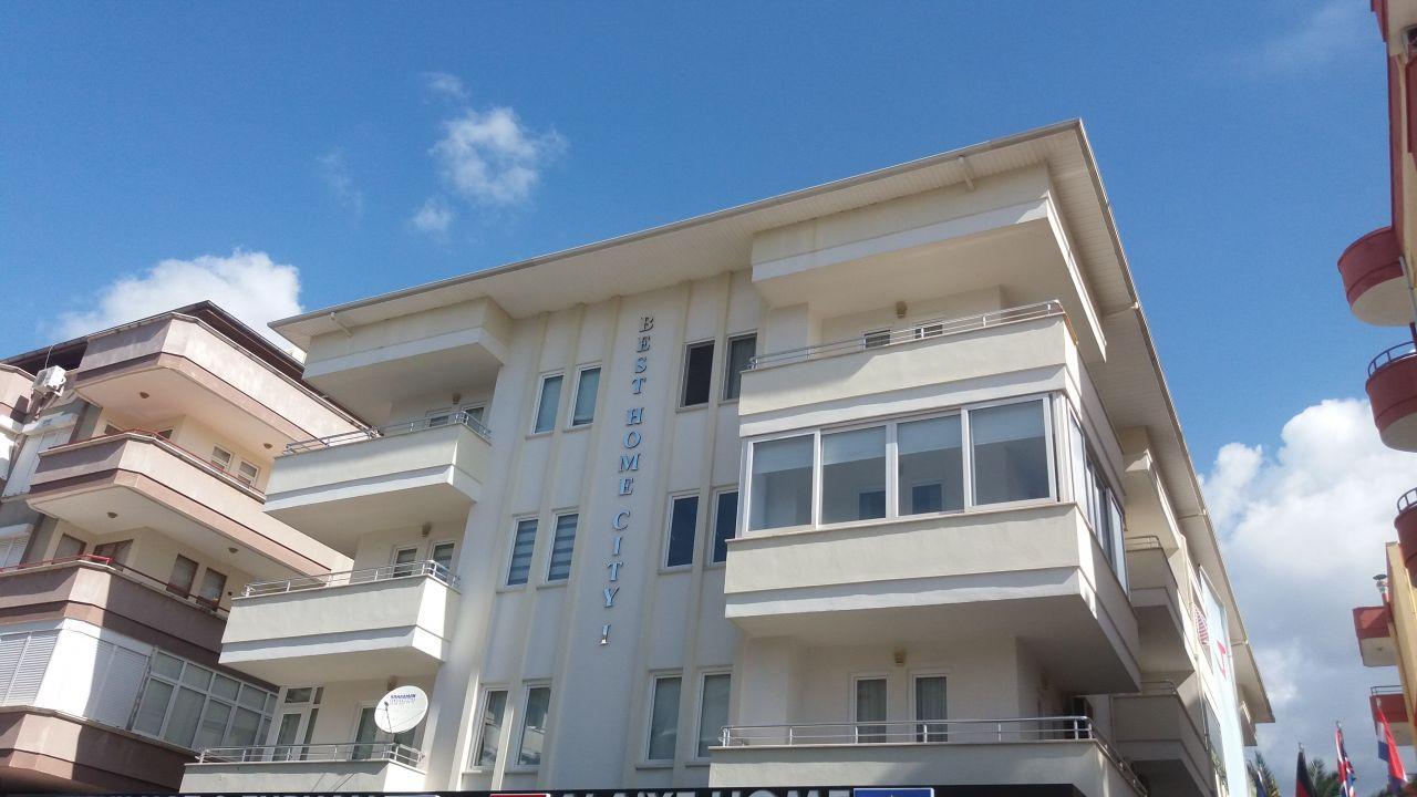 Апартаменты в Аланье, Турция, 40 м2 - фото 1