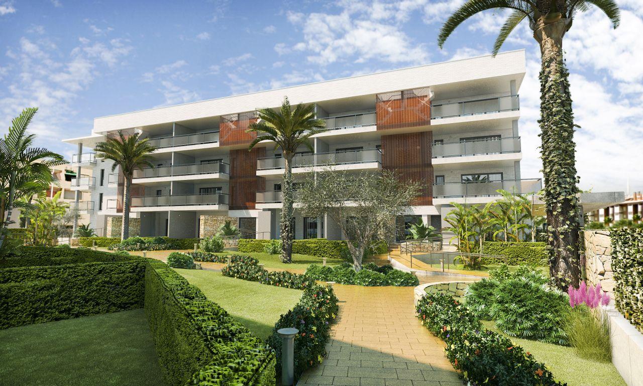 Апартаменты в Хавее, Испания, 71 м2 - фото 1
