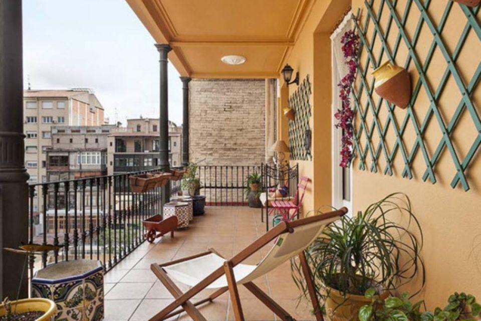 Терраса испания купить квартиру