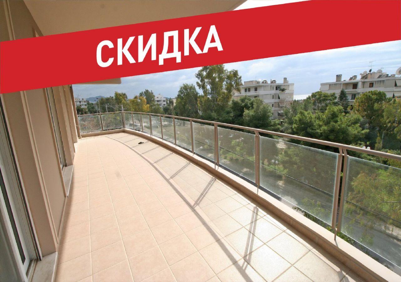 Квартира Южные Афины, Вула, Греция, 190 м2 - фото 1