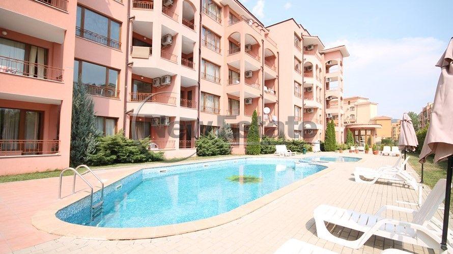 Квартира на Солнечном берегу, Болгария, 62 м2 - фото 1