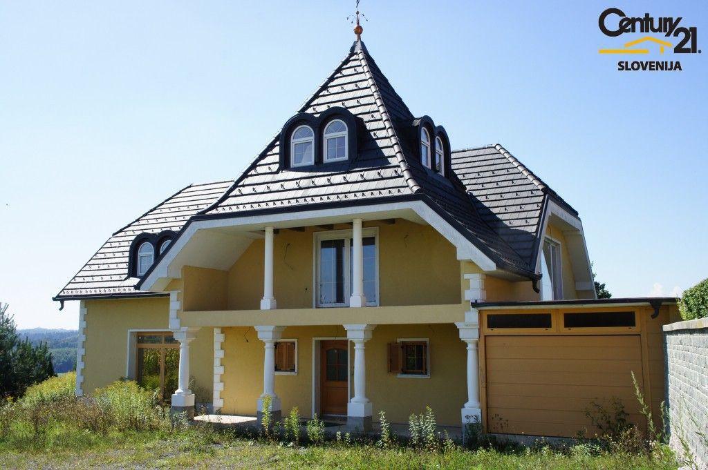 Вилла в Горня-Радгоне, Словения, 308.5 м2 - фото 1