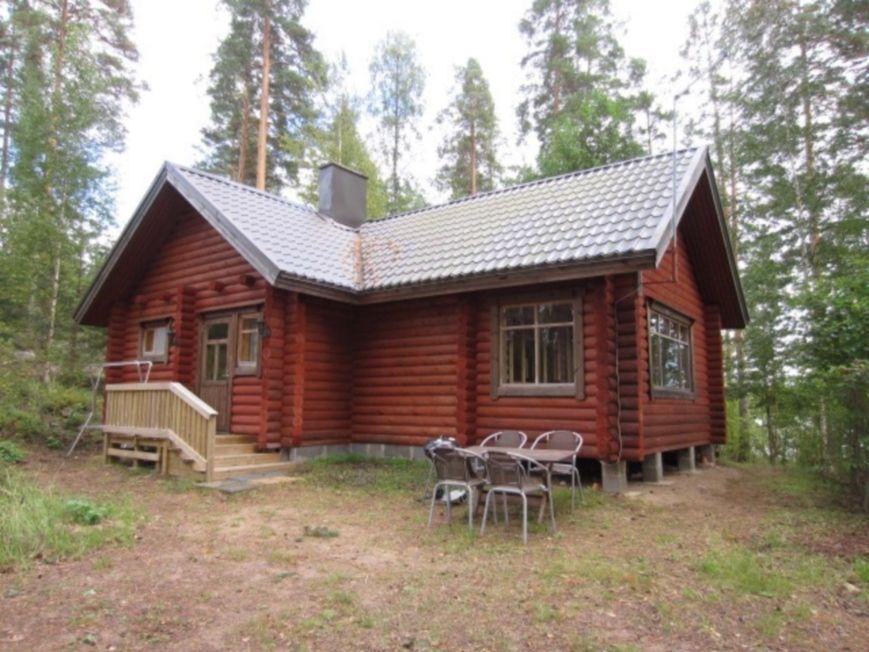 Коттедж в Сулкава, Финляндия, 59 м2 - фото 1