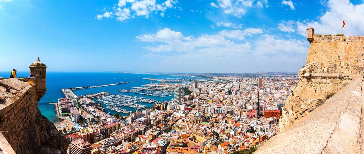 Цена на недвижимость в аликанте испания достопримечательности
