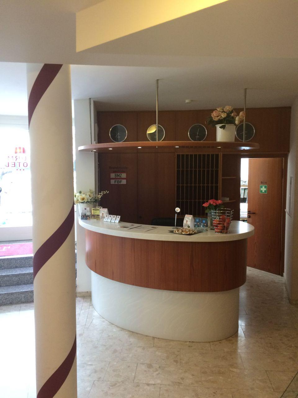 Отель, гостиница во Франкфурте-на-Майне, Германия, 2100 м2 - фото 1