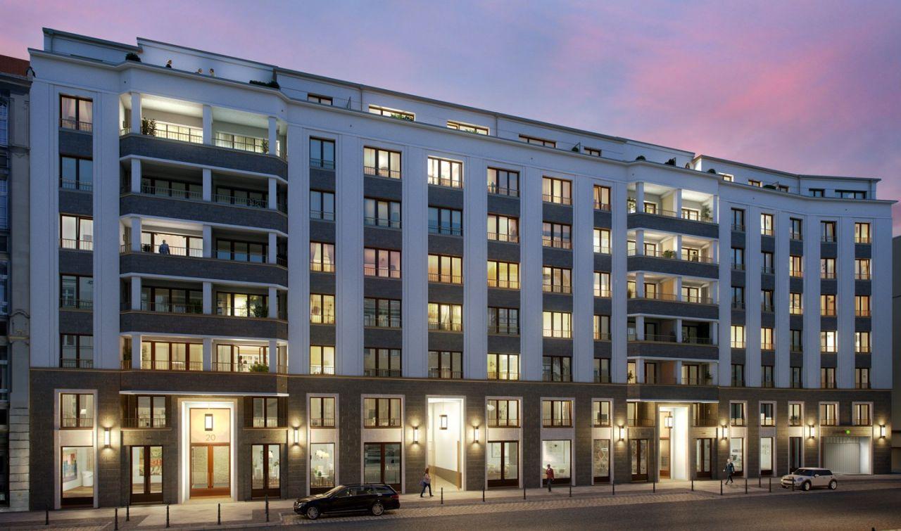 Апартаменты в Берлине, Германия, 83.73 м2 - фото 1
