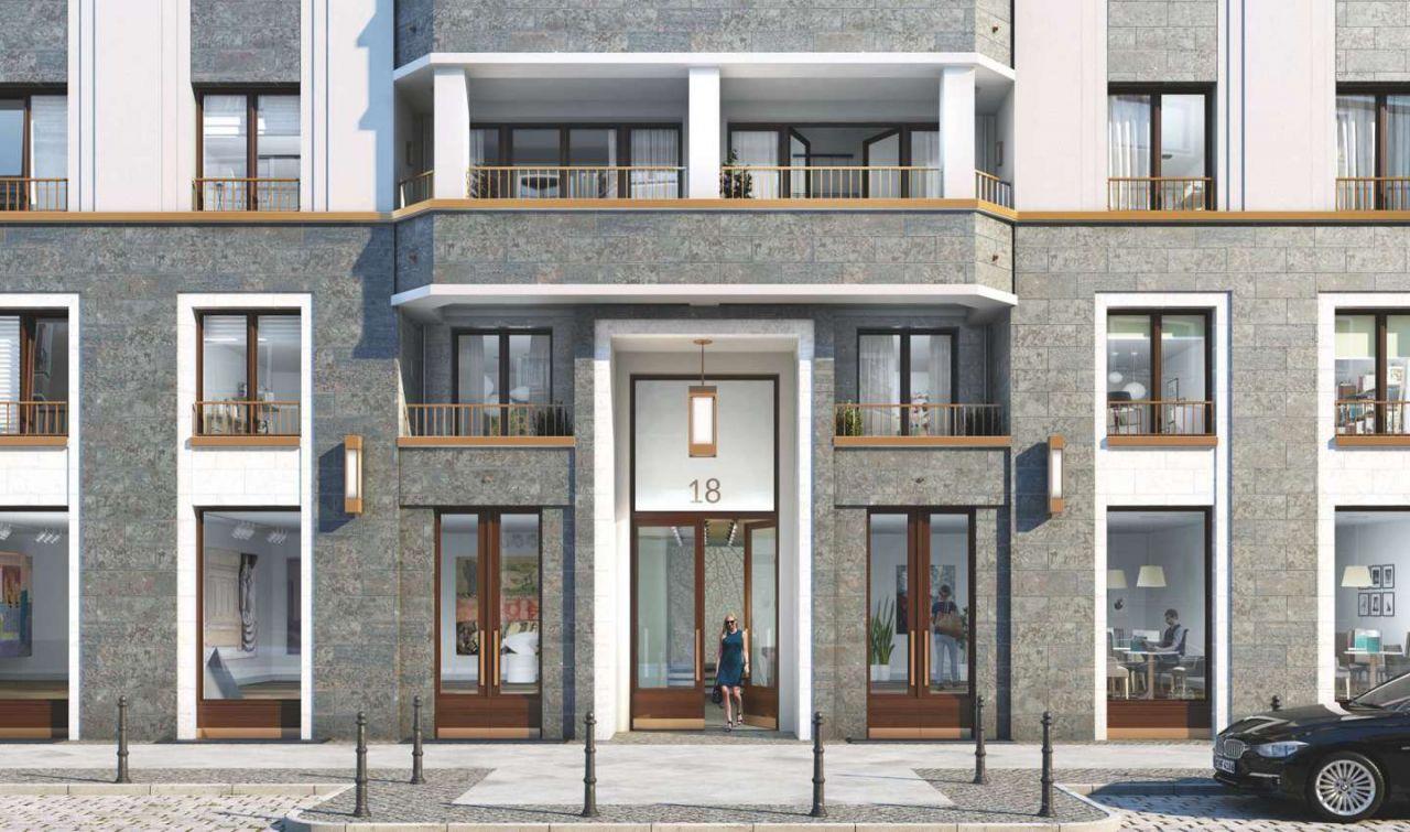 Апартаменты в Берлине, Германия, 140.83 м2 - фото 1