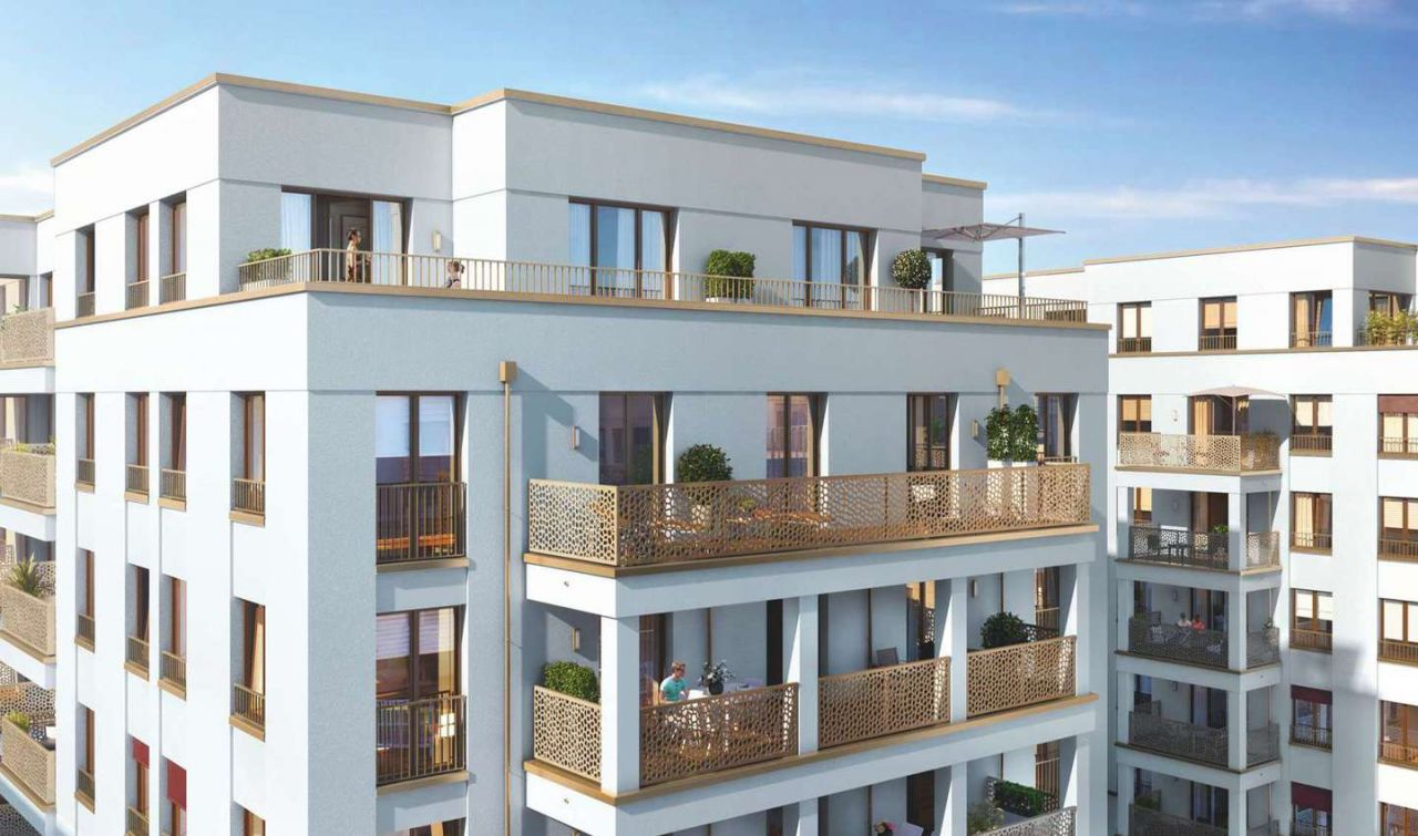 Апартаменты в Берлине, Германия, 137.44 м2 - фото 1