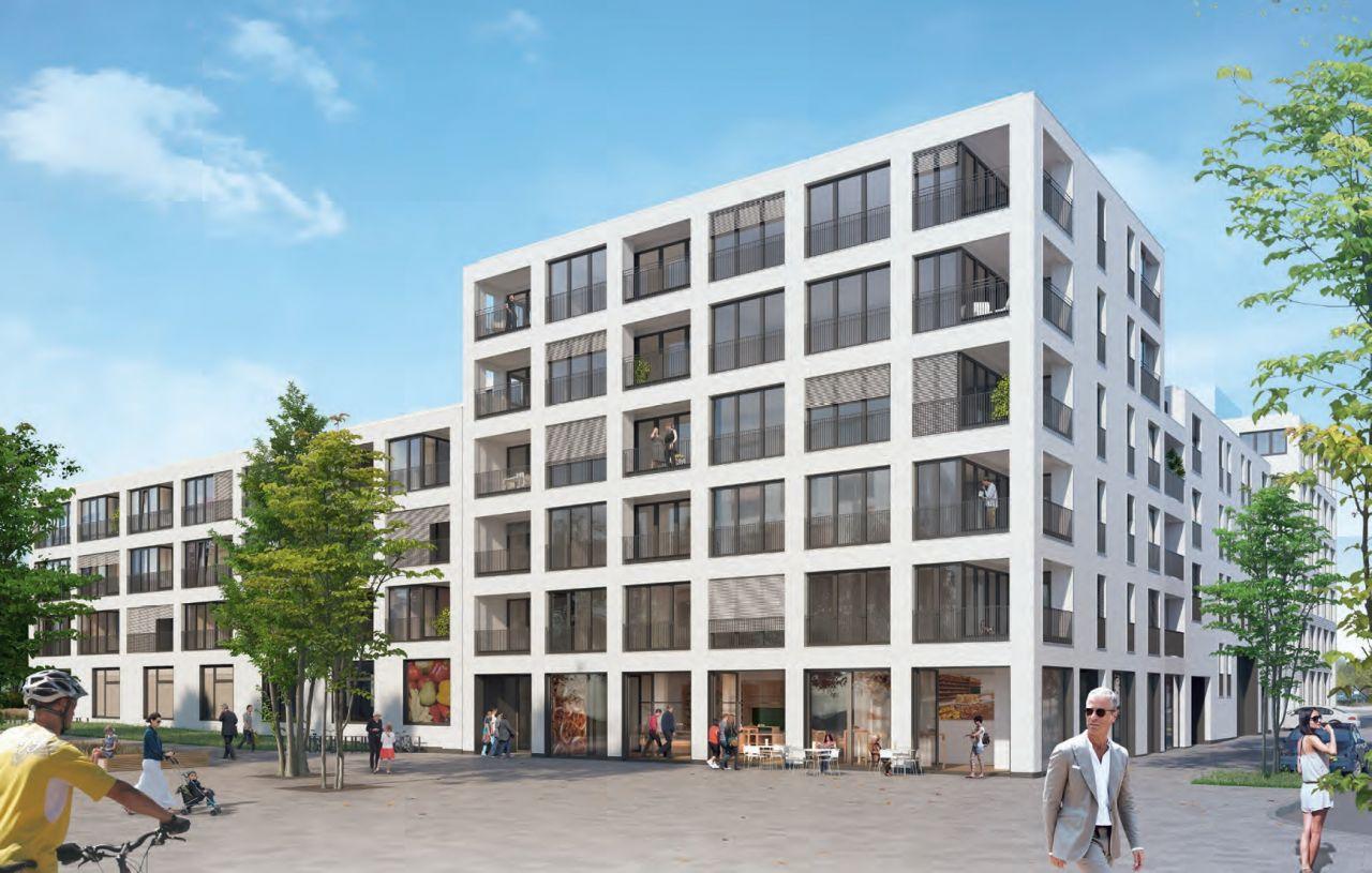 Квартира в Мюнхене, Германия, 101.14 м2 - фото 1
