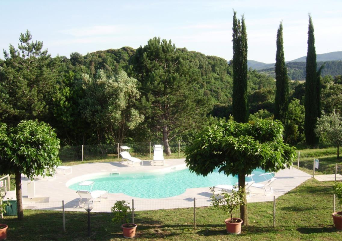 Вилла в Кьянти, Италия, 12 Га - фото 1