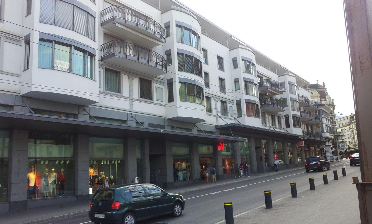 Апартаменты в Монтрё, Швейцария, 157 м2 - фото 1