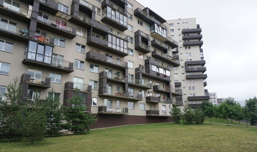 Квартира в Вильнюсе, Литва, 53 м2 - фото 1