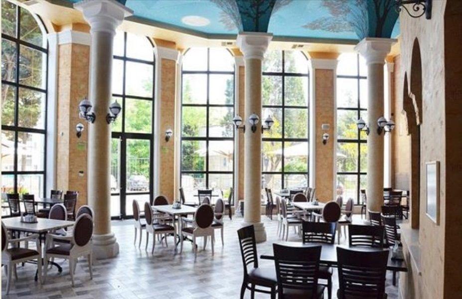 Кафе, ресторан в Несебре, Болгария, 280.42 м2 - фото 1