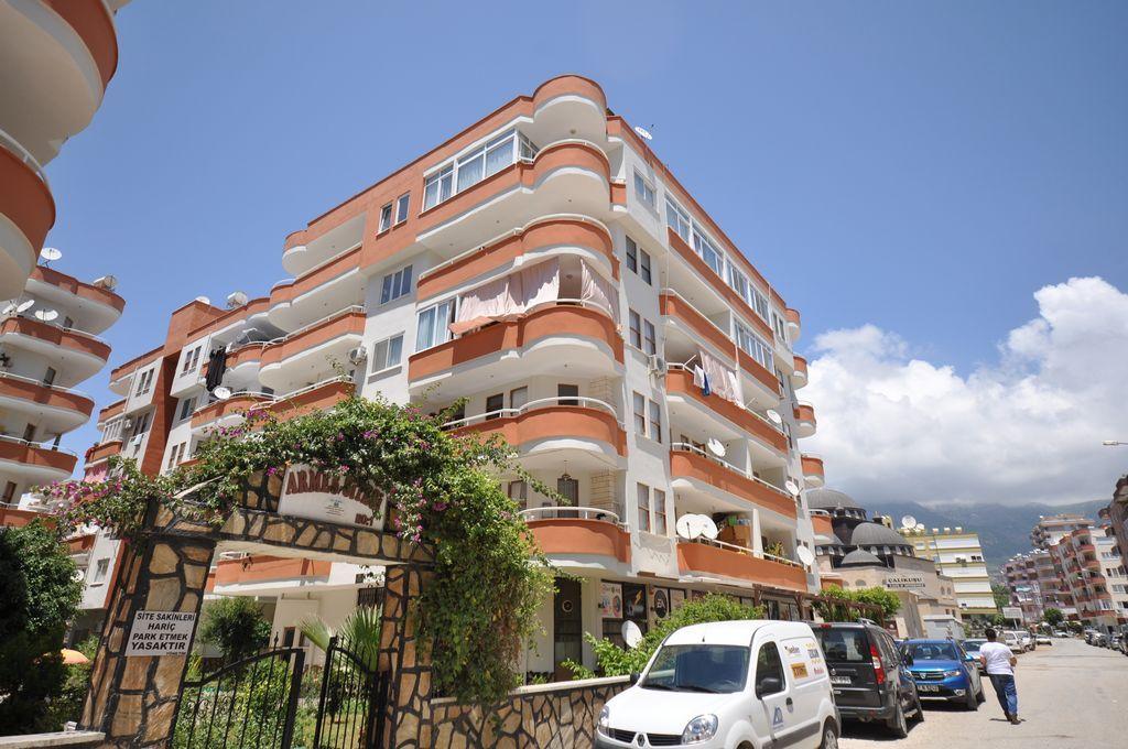 Апартаменты в Аланье, Турция, 90 м2 - фото 1