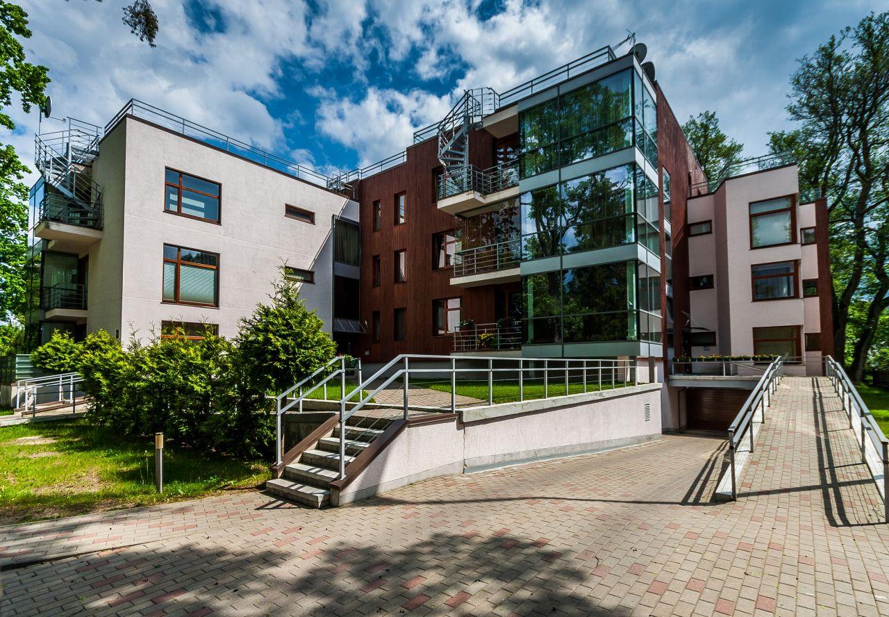Квартира в Юрмале, Латвия, 166.6 м2 - фото 1