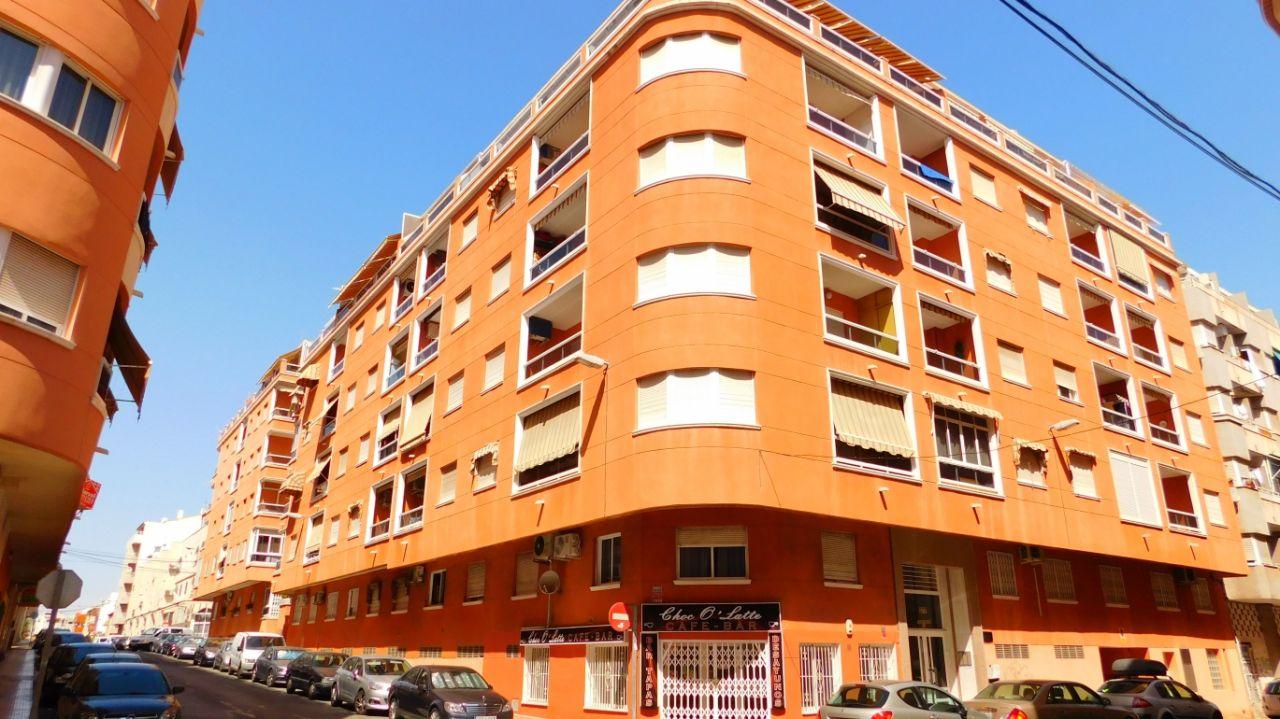 Квартира в Торревьехе, Испания, 57 м2 - фото 1