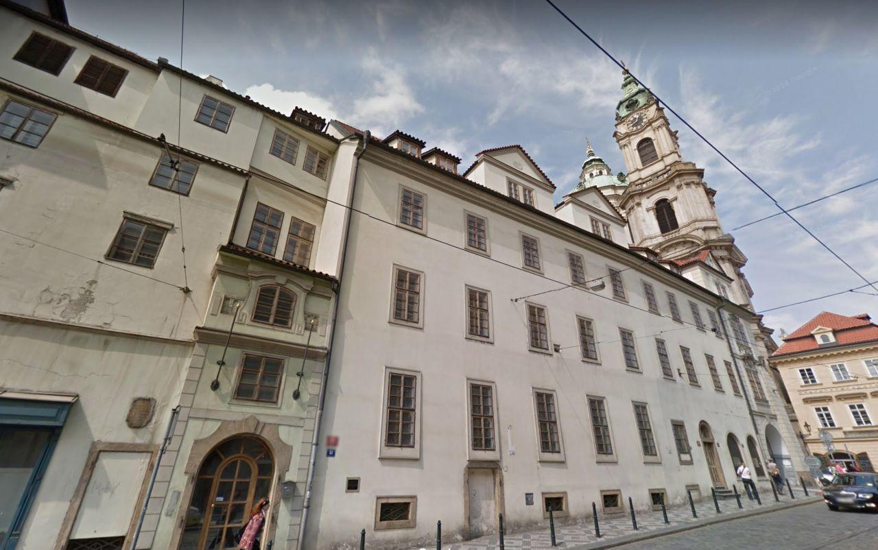 Инвестиционный проект в Праге, Чехия, 962 м2 - фото 1
