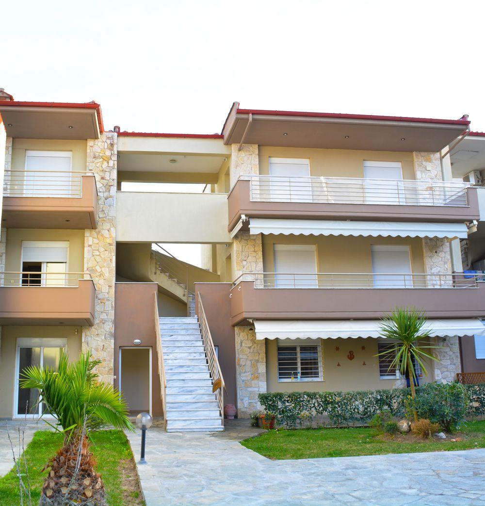 Квартира в Халкидики, Греция, 57 м2 - фото 1