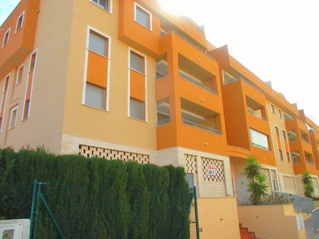 Апартаменты на Коста-Бланка, Испания, 39 м2 - фото 1