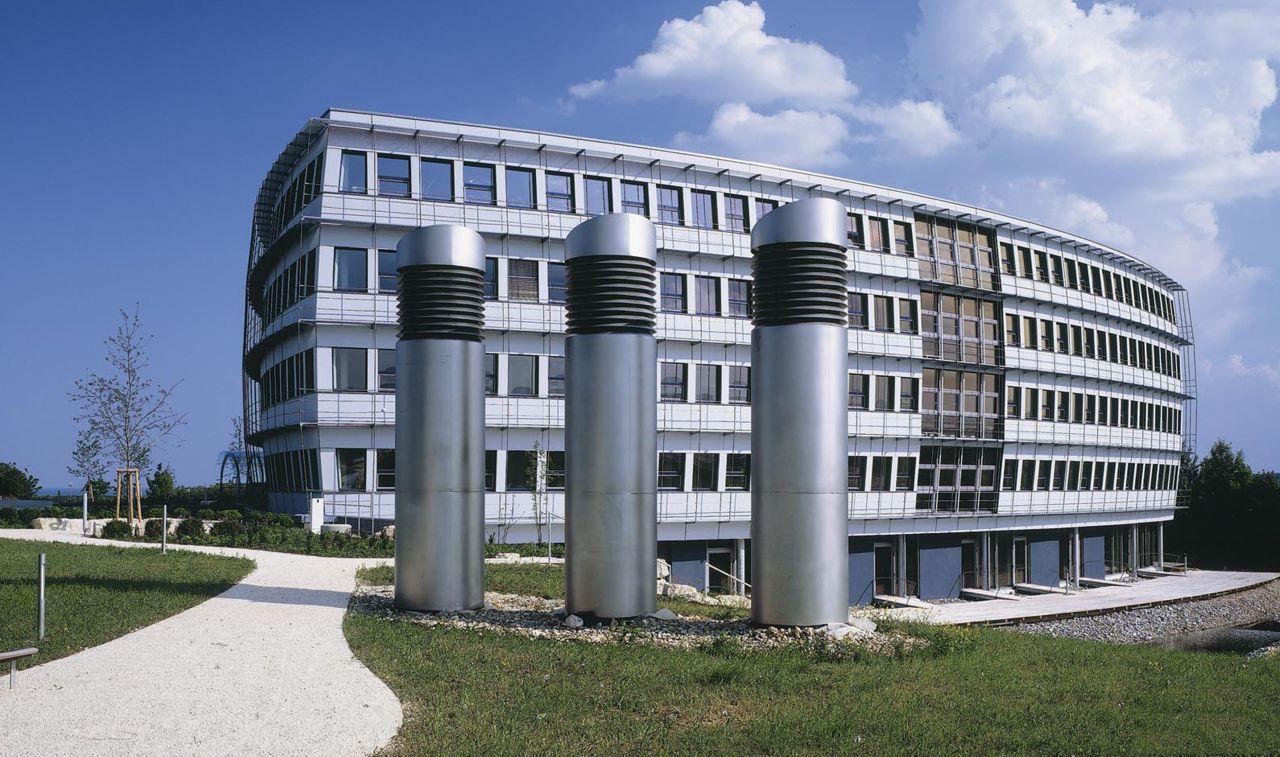 Офис в Тюрингии, Германия, 22318 м2 - фото 1