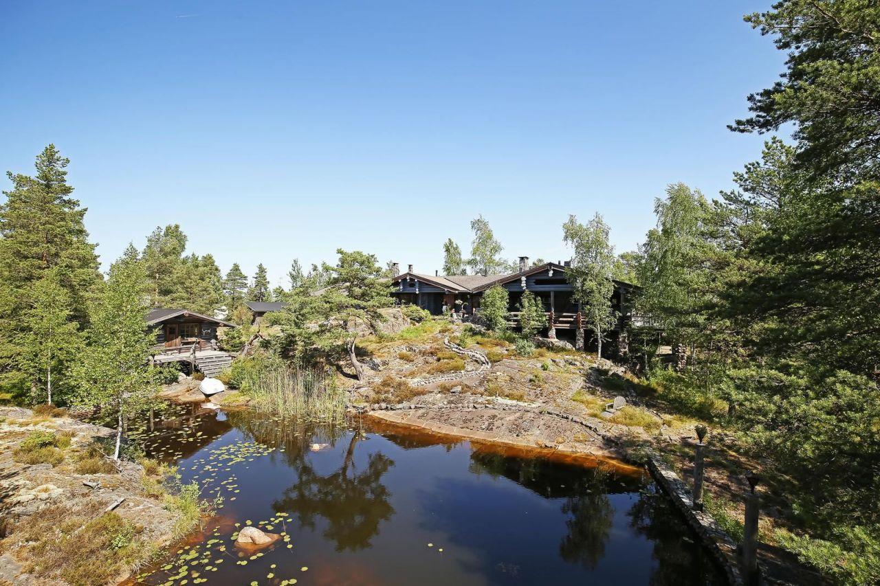 Вилла в Кирконумми, Финляндия, 6865 м2 - фото 1