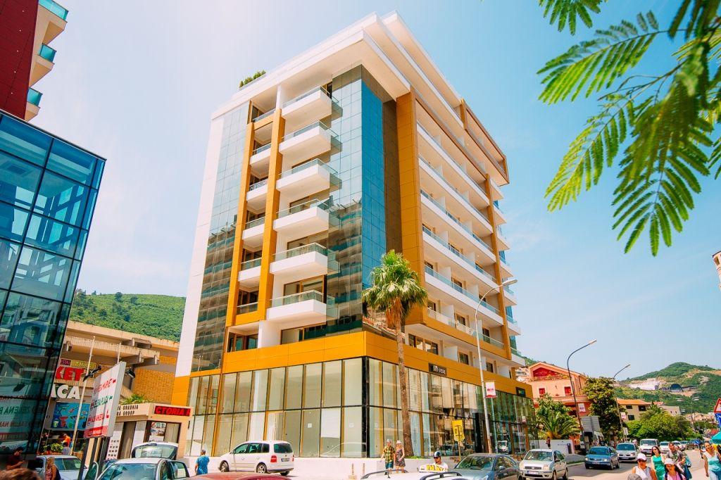 Квартира в Будве, Черногория, 49 м2 - фото 1
