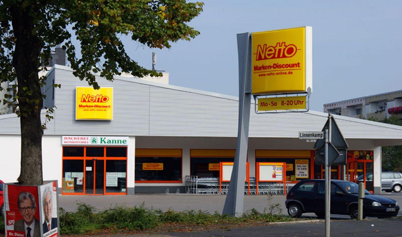 Магазин в Нижней Саксонии, Германия, 2309 м2 - фото 1