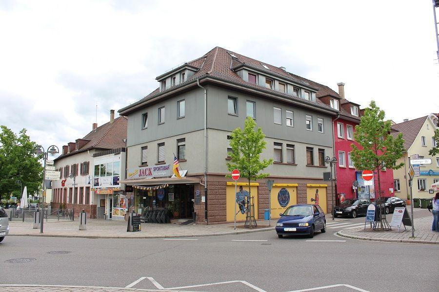 Доходный дом в Пфорцхайме, Германия, 1126 м2 - фото 1