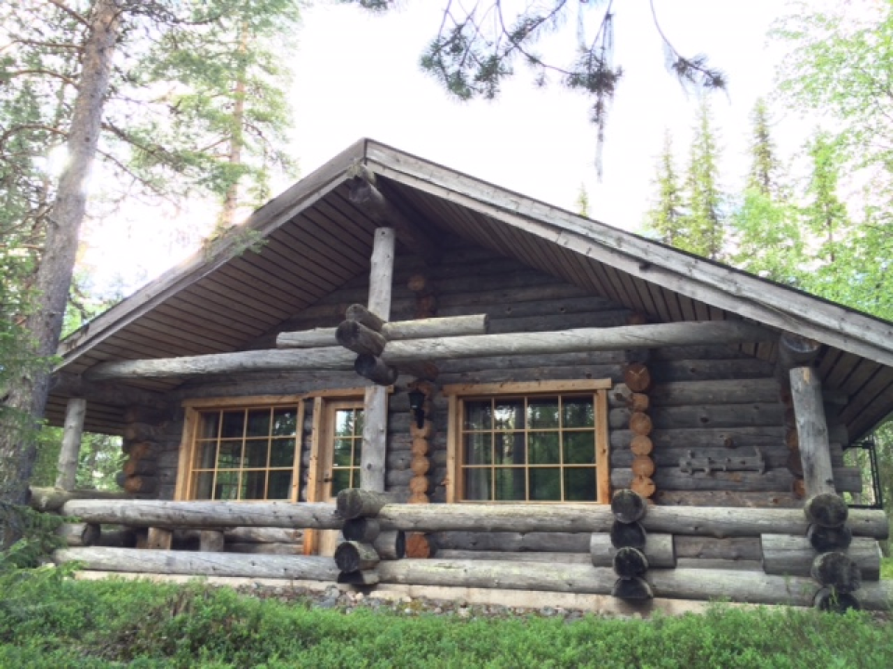 Дом в Салла, Финляндия, 962 м2 - фото 1