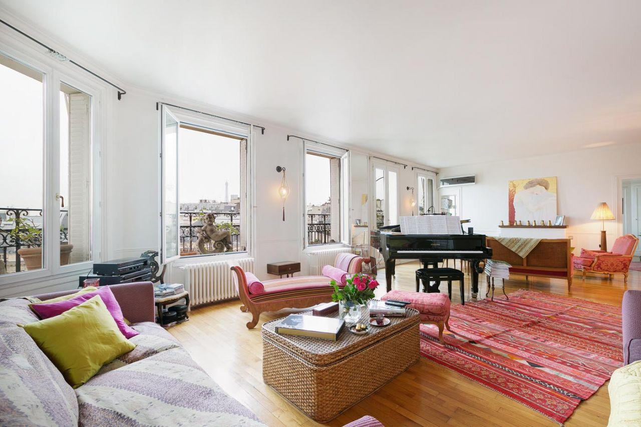 Квартира в Париже, Франция, 235 м2 - фото 1
