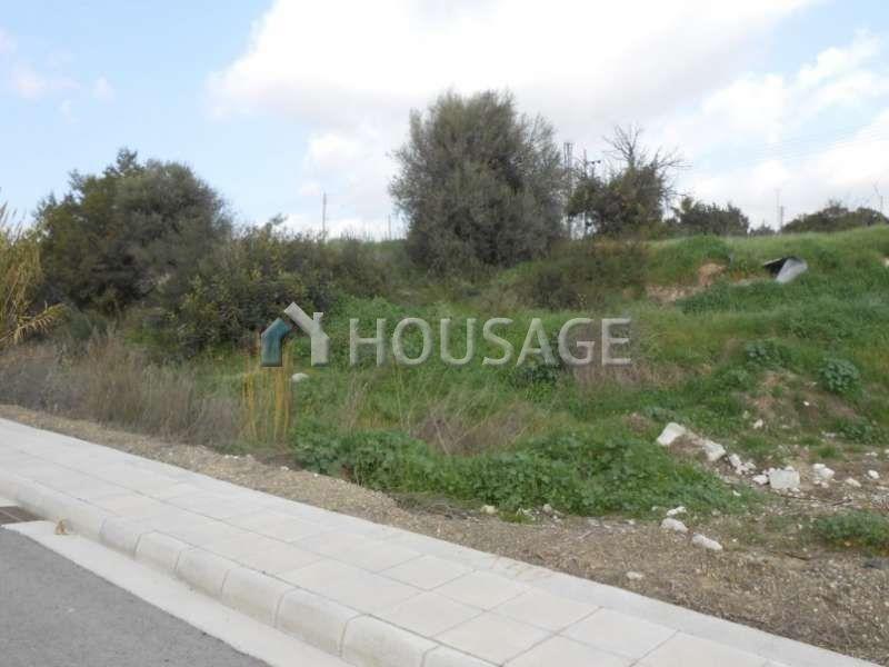 Земля в Лимассоле, Кипр, 830 м2 - фото 1
