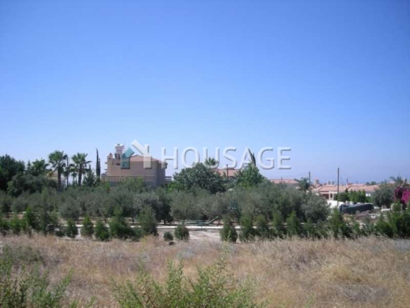 Земля в Лимассоле, Кипр, 533 м2 - фото 1