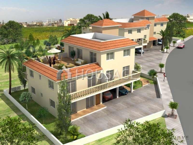 Апартаменты в Протарасе, Кипр, 78 м2 - фото 1
