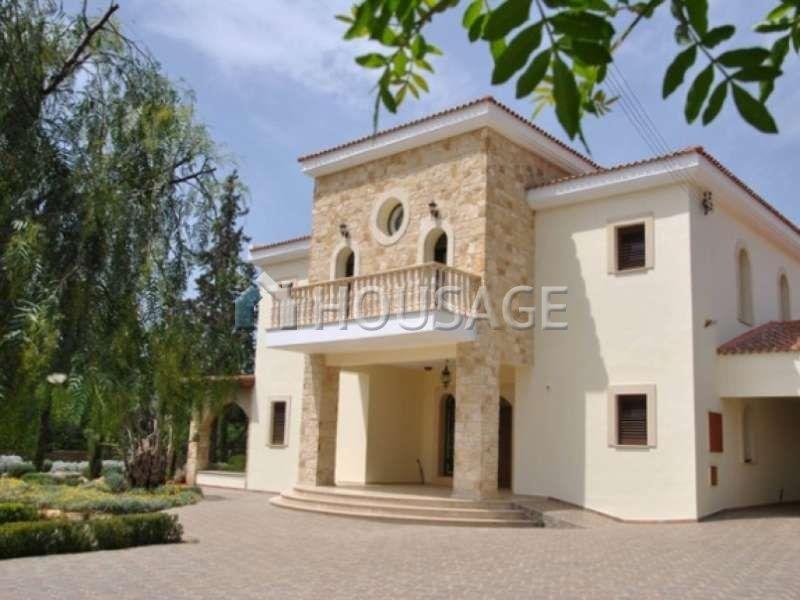 Вилла в Лимассоле, Кипр, 4400 м2 - фото 1