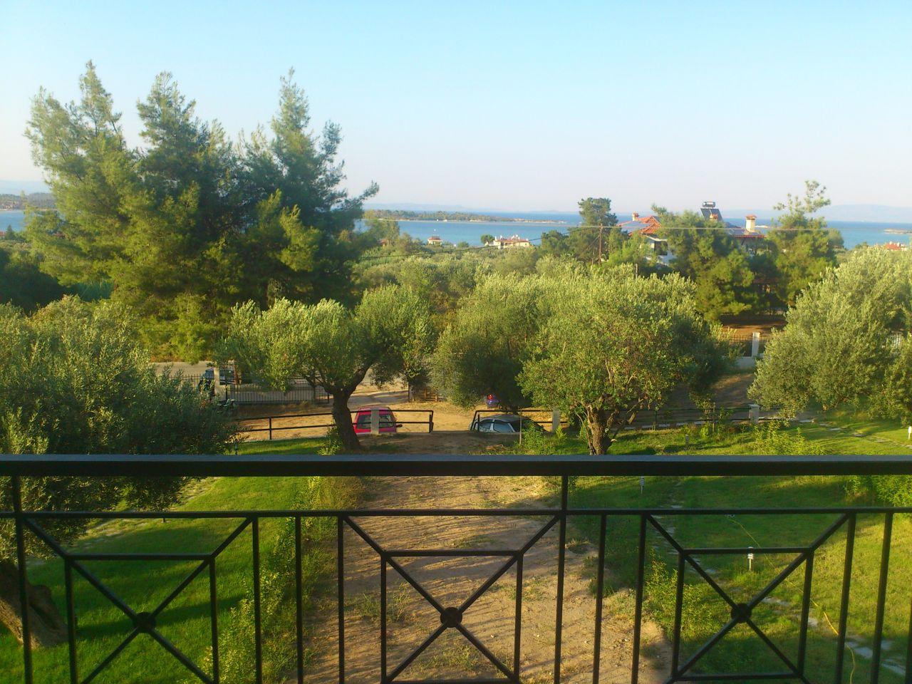 Коттедж в Халкидики, Греция, 280 м2 - фото 1