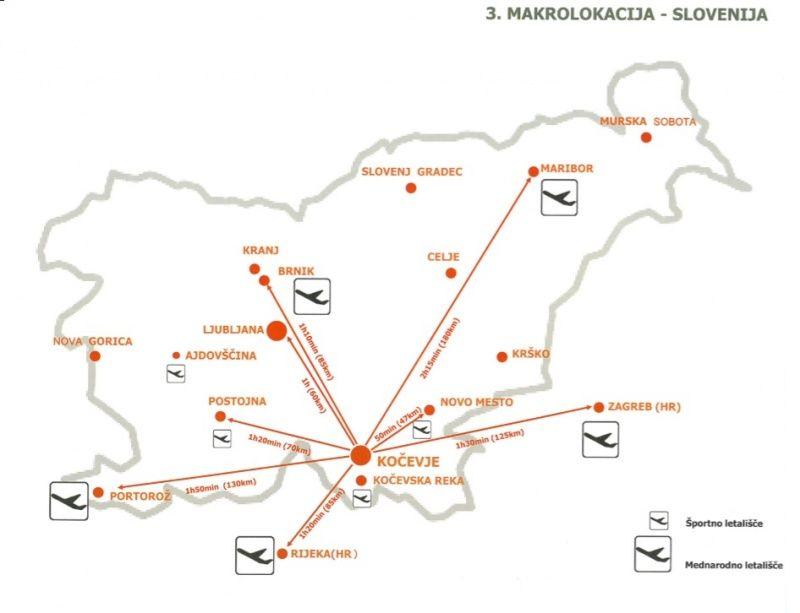 Инвестиционный проект в Ново-Место, Словения, 1368.69 м2 - фото 5