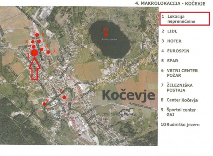 Инвестиционный проект в Ново-Место, Словения, 1368.69 м2 - фото 6