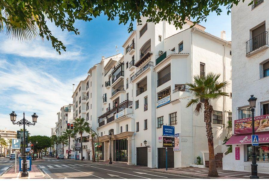 Квартира в Марбелье, Испания, 163 м2 - фото 1