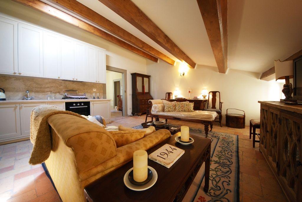 Апартаменты в Перудже, Италия, 130 м2 - фото 1