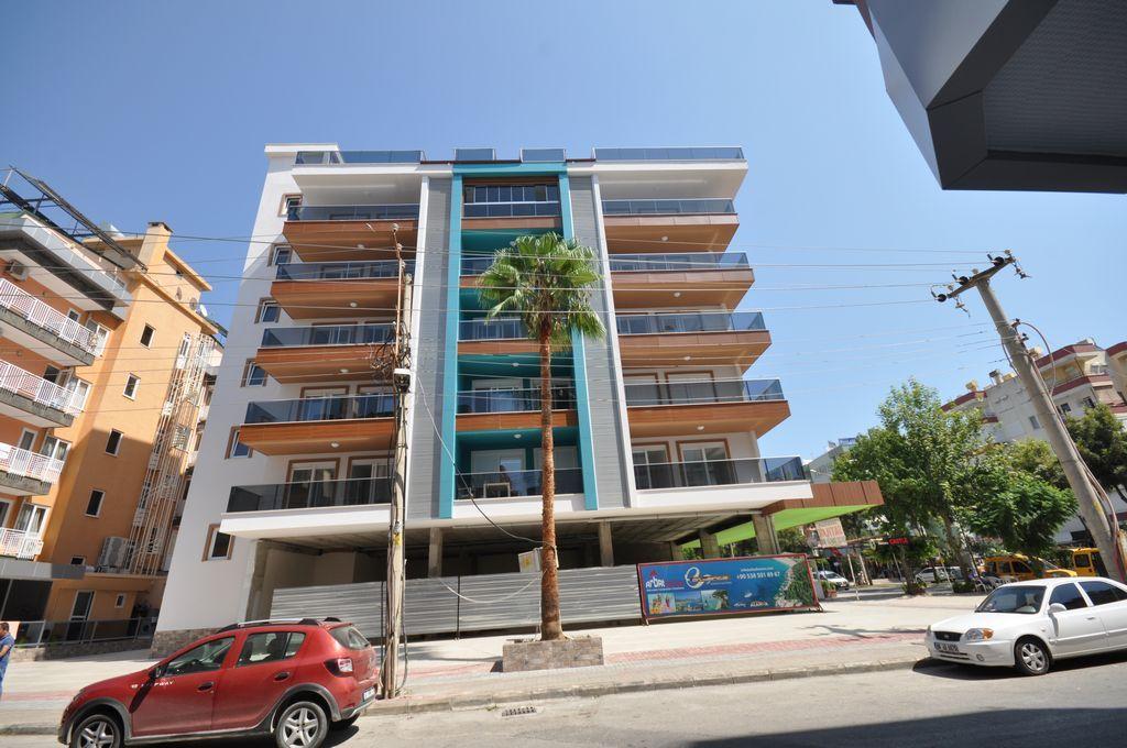 Апартаменты в Аланье, Турция, 55 м2 - фото 1
