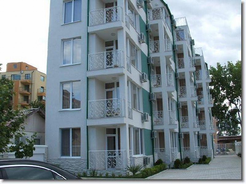 Квартира в Бургасской области, Болгария, 40 м2 - фото 1