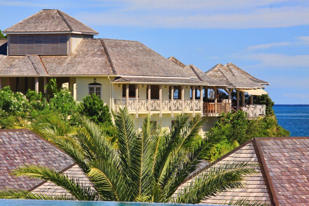Коттедж на Антигуа и Барбуда, Карибские острова, 134 м2 - фото 1