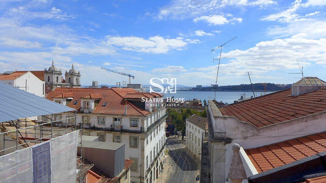 Апартаменты в Лиссабоне, Португалия, 70 м2 - фото 1