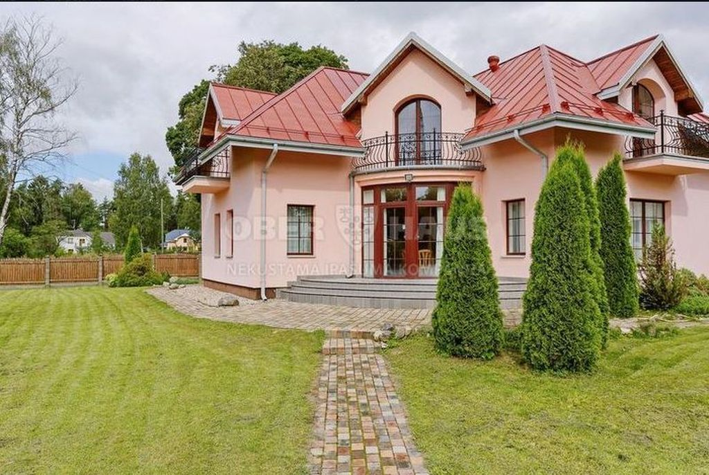 Коттедж в Рижском крае, Латвия, 255 м2 - фото 2