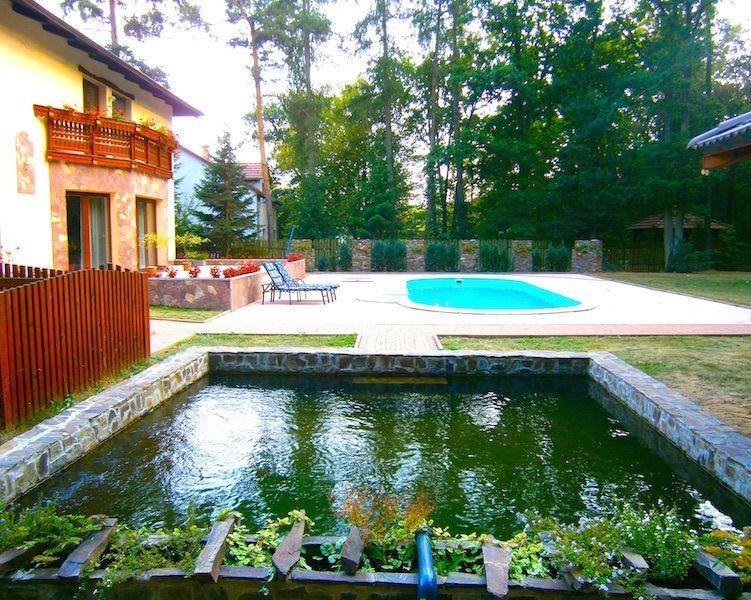 Вилла в Праге, Чехия, 2750 м2 - фото 1