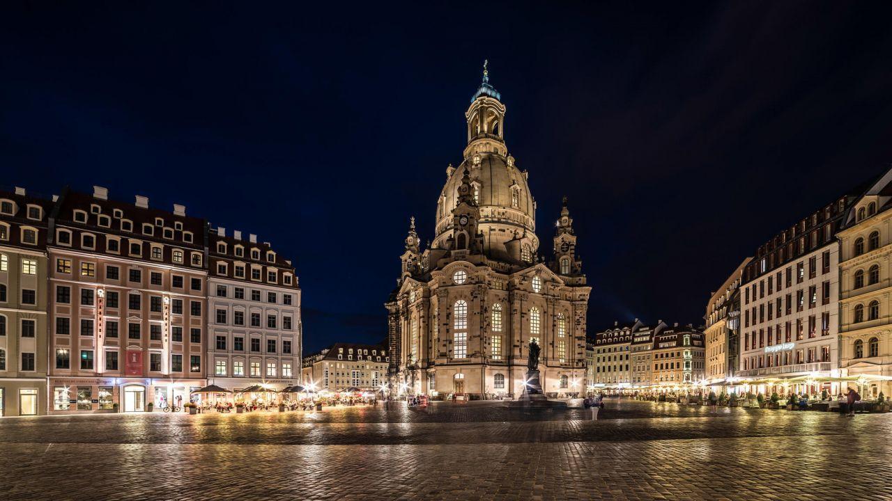 Отель, гостиница в Дрездене, Германия, 4800 м2 - фото 1