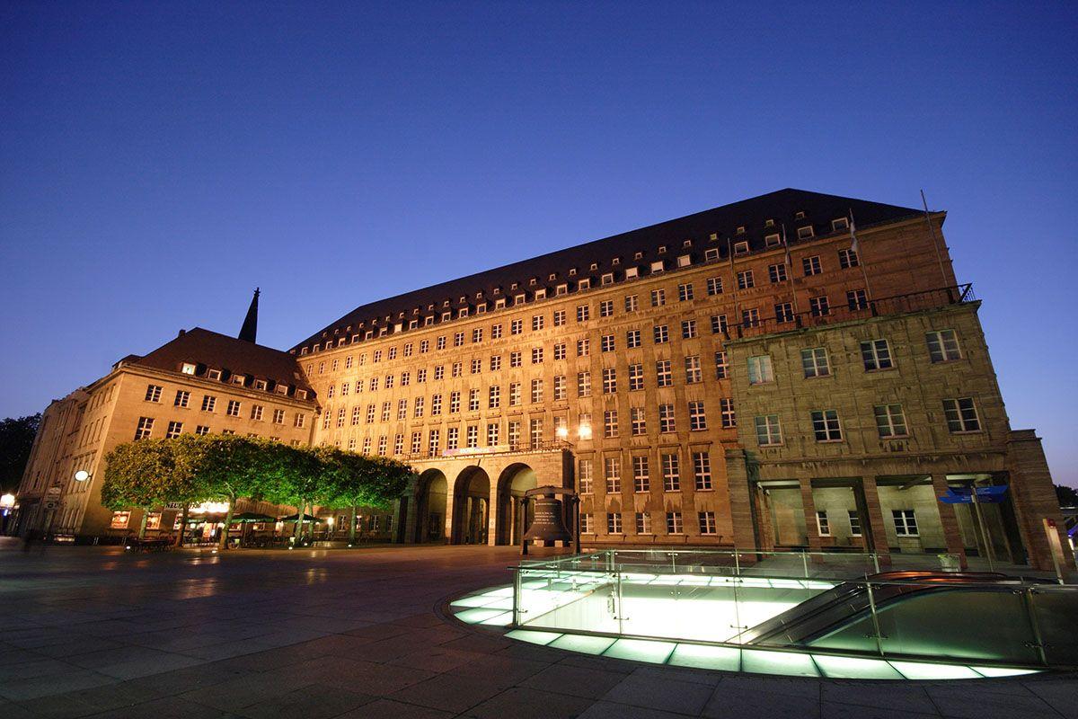 Отель, гостиница в Бохуме, Германия, 4000 м2 - фото 1