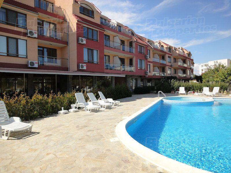 Апартаменты в Черноморце, Болгария, 61.69 м2 - фото 1