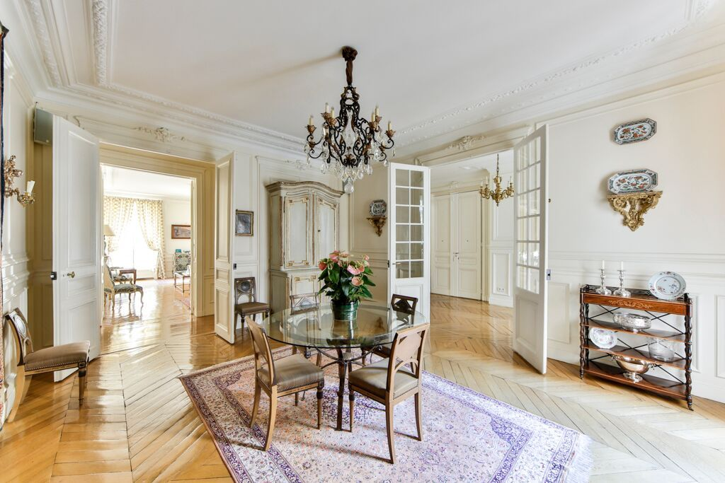 Квартира в Париже, Франция, 180 м2 - фото 1