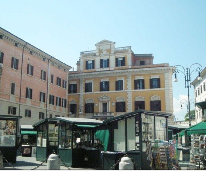 Квартира в Риме, Италия, 80 м2 - фото 1